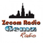 Zecom Gems Radio logo