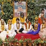 The Beatles in India 1968
