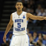 UNC's Marshall Hurt in Game with Creighton
