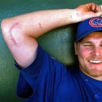 """Kid K"" Kerry Wood retired from the Cubs Friday after 13+ years in the major leagues."
