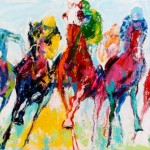 leroy-neiman-horses