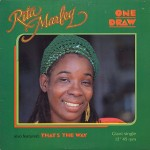 "Song Of the Day by Eric Berman – ""One Draw"" by Rita Marley"