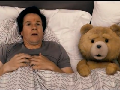 "have to admit that I was skeptical about the movie ""Ted"" when I ..."