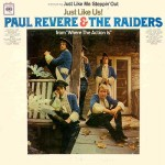 """Song Of The Day by Eric Berman – """"Just Like Me"""" by Paul Revere & The Raiders"""