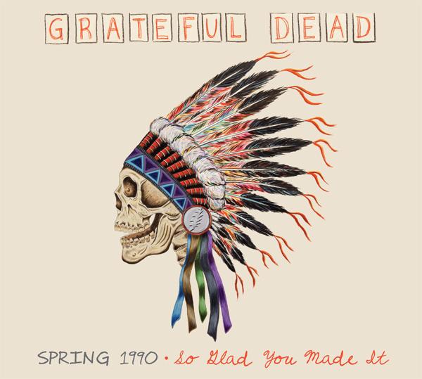 Grateful Dead Spring 1990 Box Set