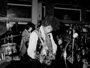 Jimi Hendrix-1966