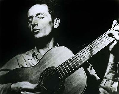 the life and music of woody guthrie an american singer songwriter Singer-songwriter arlo guthrie, son of seminal american folk musician woody guthrie a tribute to american folk music.