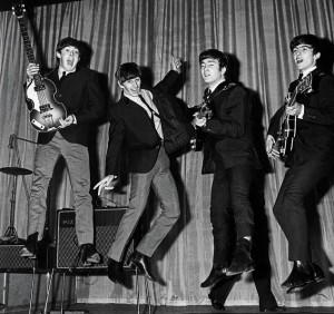 Rock history: 1963, The Beatles played at the Gaumont Cinema, Bradford
