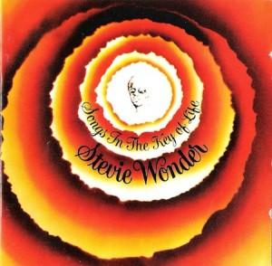 Steve Wonder - Songs in the Key of Life