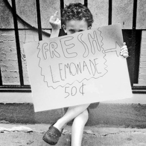 broken anchor-fresh lemonade