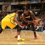 Lebron v paul george