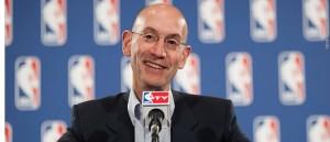 Adam Silver, the NBA's new commissioner