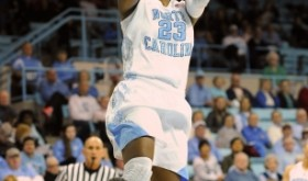 UNC player Diamond DeShields  (Courtesy: Daily Tar Heel)