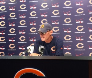 Head Coach Marc Trestman discusses the upcoming week