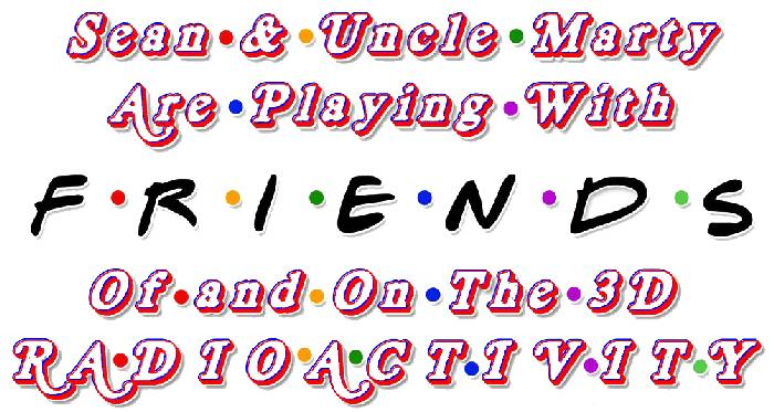 3D Friends