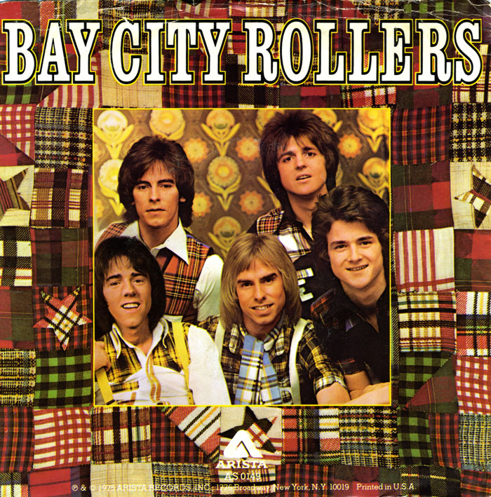 Rollers Bay City Rollers Saturday Night