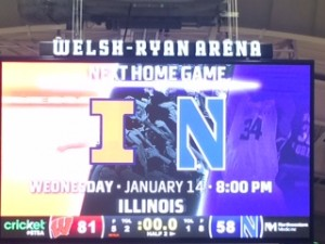 Wisconsin Northwestern Final 81-58