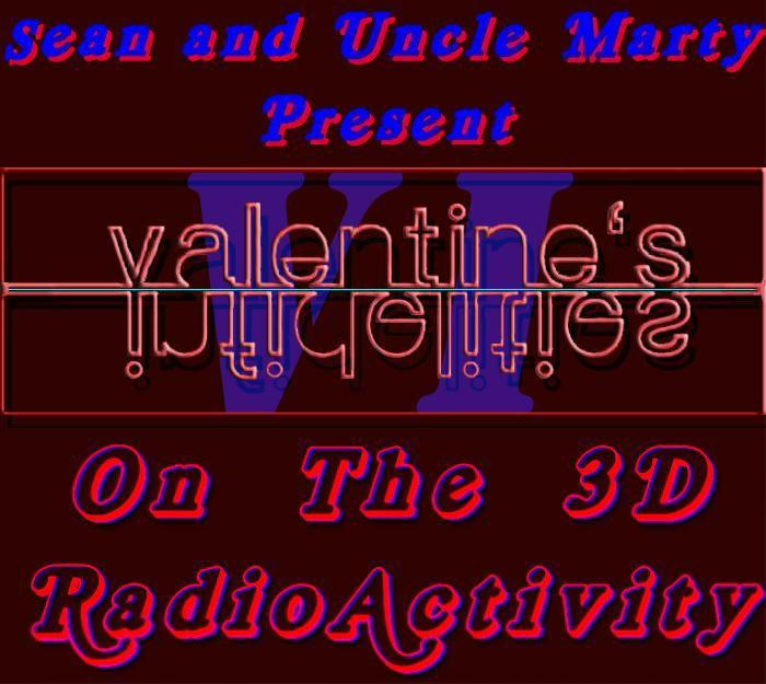3D Valentine Infidelities