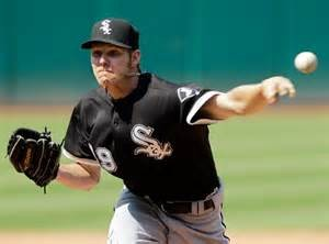 White Sox SP Chris Sale