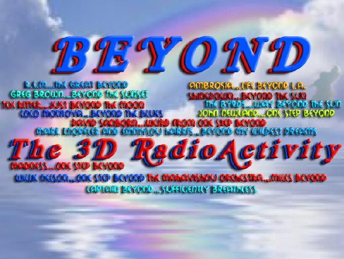 Beyond 3D