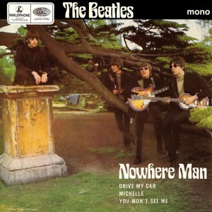 beatles-nowhere-man-ep