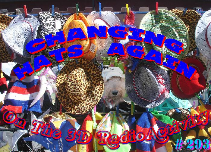 Changing Hats In 3D