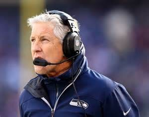 Seattle Seahawks HC Pete Carroll