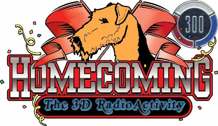 The 300th 3D Homecoming!