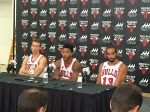 Dunleavy, Rose, and Noah