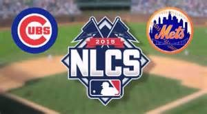 Mets Sweep Cubs in NLDS
