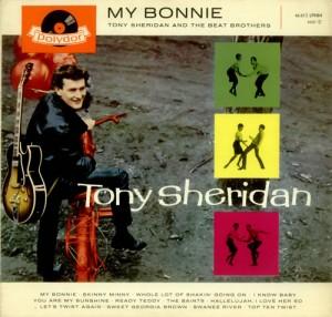 tony sheridan my bonnie