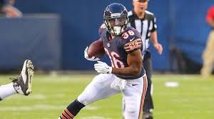 Bears RB Jeremy Langford
