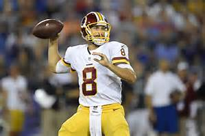 Washington QB Kirk Cousins