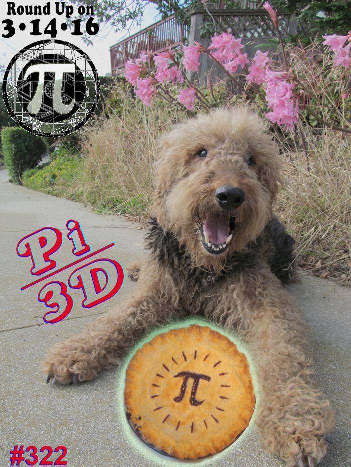 Pi Over 3D