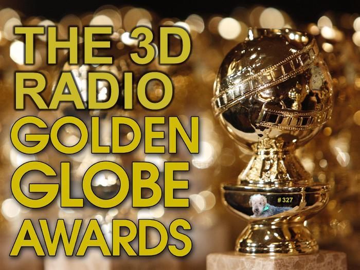 Golden Globes In 3D