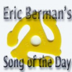 "Song Of The Day by Eric Berman – ""I Can't Stand It"" by Chris Whitley"