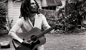 Marley in 1976 - photo by D. Burnett