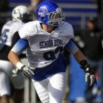 Bears Pick Boise State's McClellin First in 2012