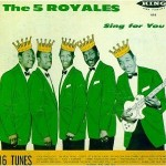 "Song Of The Day by Eric Berman – ""Think"" by The 5 Royales"