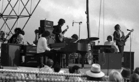 Procol Harum at the Atlanta Pop Festival - 1969