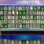 The 3D RadioActivity – Game Show