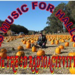 Giving Music for Halloween on The Award Winning 3D RadioActivity