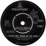"Song of the Day by Eric Berman – ""Things Will Never Be the Same"" by Four Just Men"