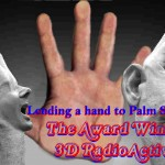 Lending a hand to Palm Sunday On The 3D RadioActivity