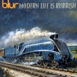 Vinyl Frontier: Retro Reviews: Blur – Modern Life Is Rubbish