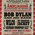 "Song Of The Day – ""A Hard Rain's Gonna Fall"" by Bob Dylan and his Band from the ""AmericanaramA Festival"" 2013"