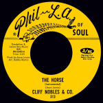 "Song Of The Day – ""The Horse"" by Cliff Nobles & Co."