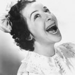 "Song Of The Day – ""I'd Rather Be Blue Over You (Than Be Happy With Somebody Else)"" by Fanny Brice"
