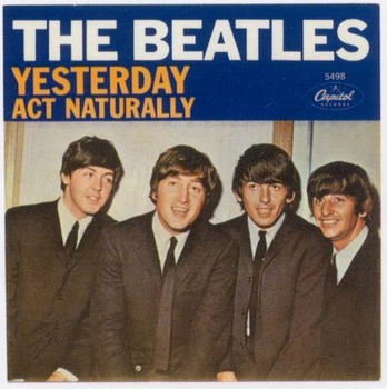 Beatles-Yesterday