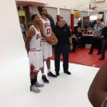 Chicago Bulls Media Day Showcases Return of Derrick Rose